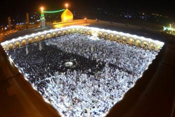 مسجد کوفه در شب قدر