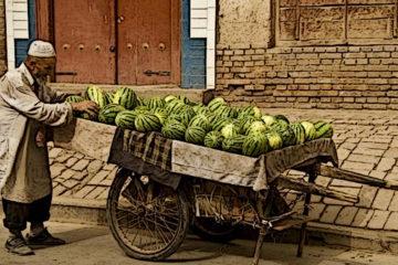 هندوانه فروش