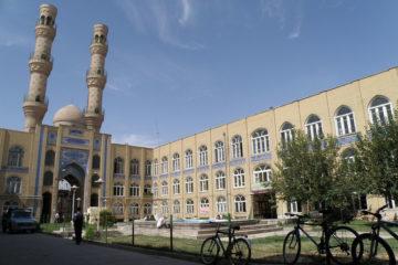 مدرسه طالبیه تبریز